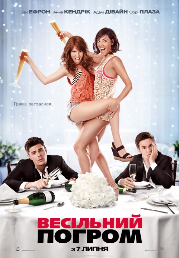 Весільний погром (2016)