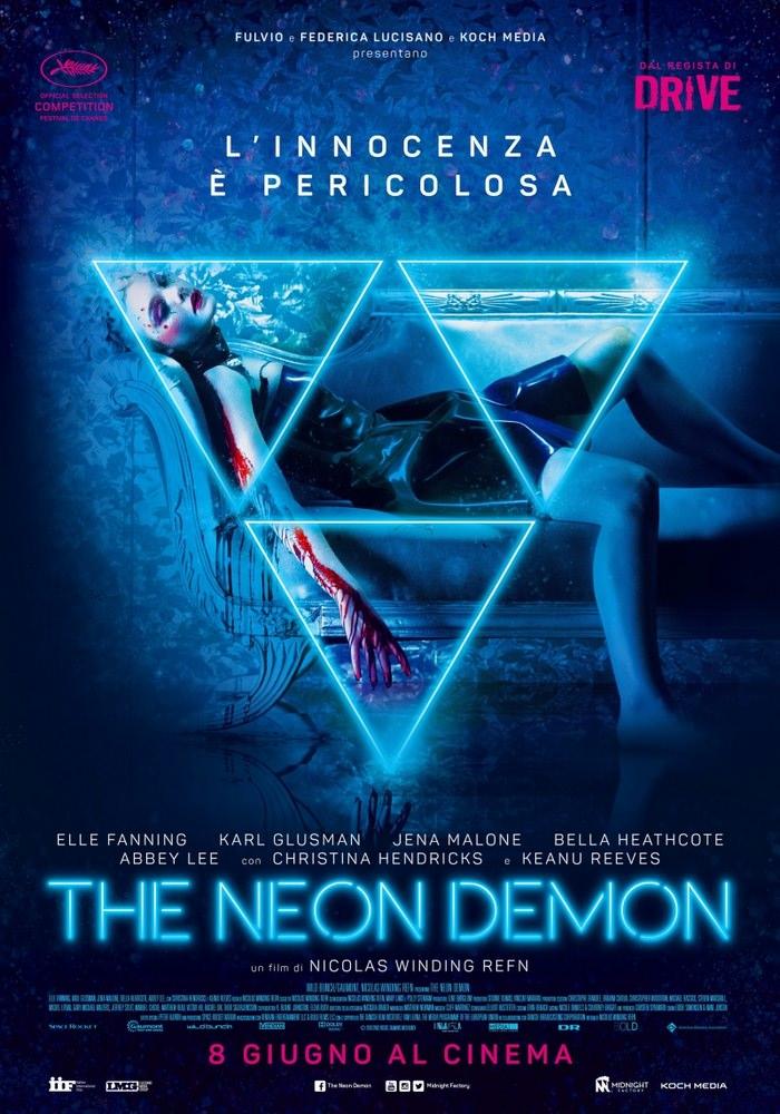 Неоновий демон (2016)