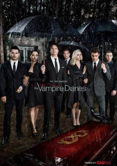 Щоденники вампіра 8 сезон