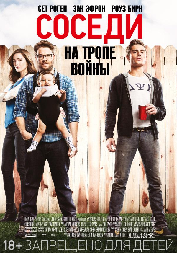 Сусіди на стежці війни (2014)