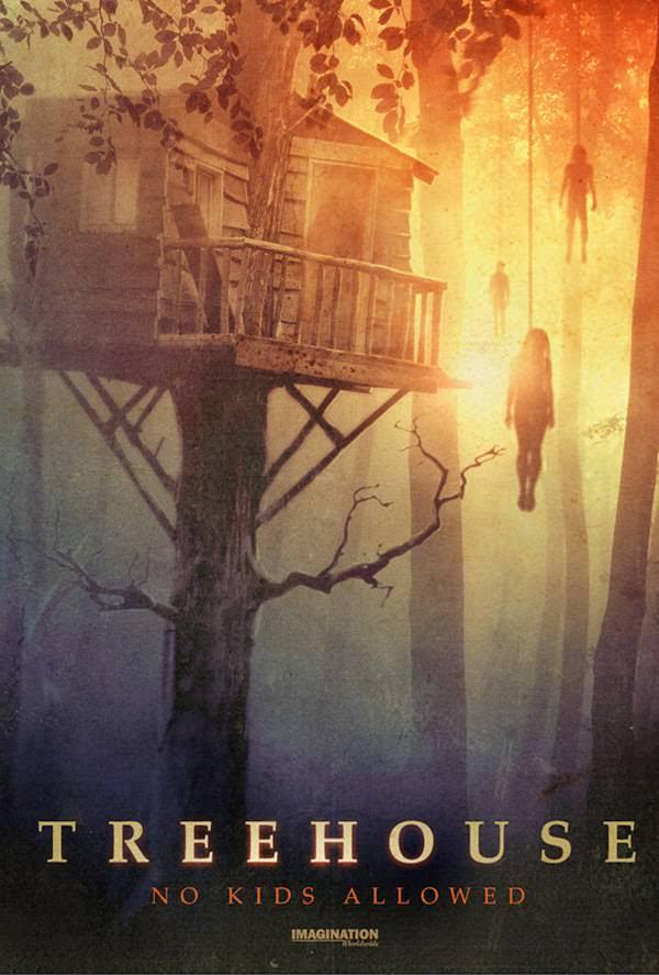 Будиночок на дереві (2014)