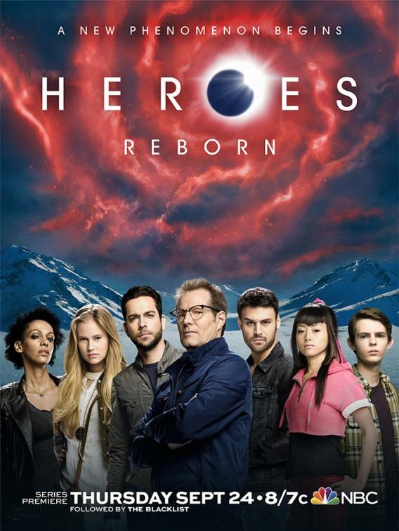 Герої: Відродження 1 сезон (2015)
