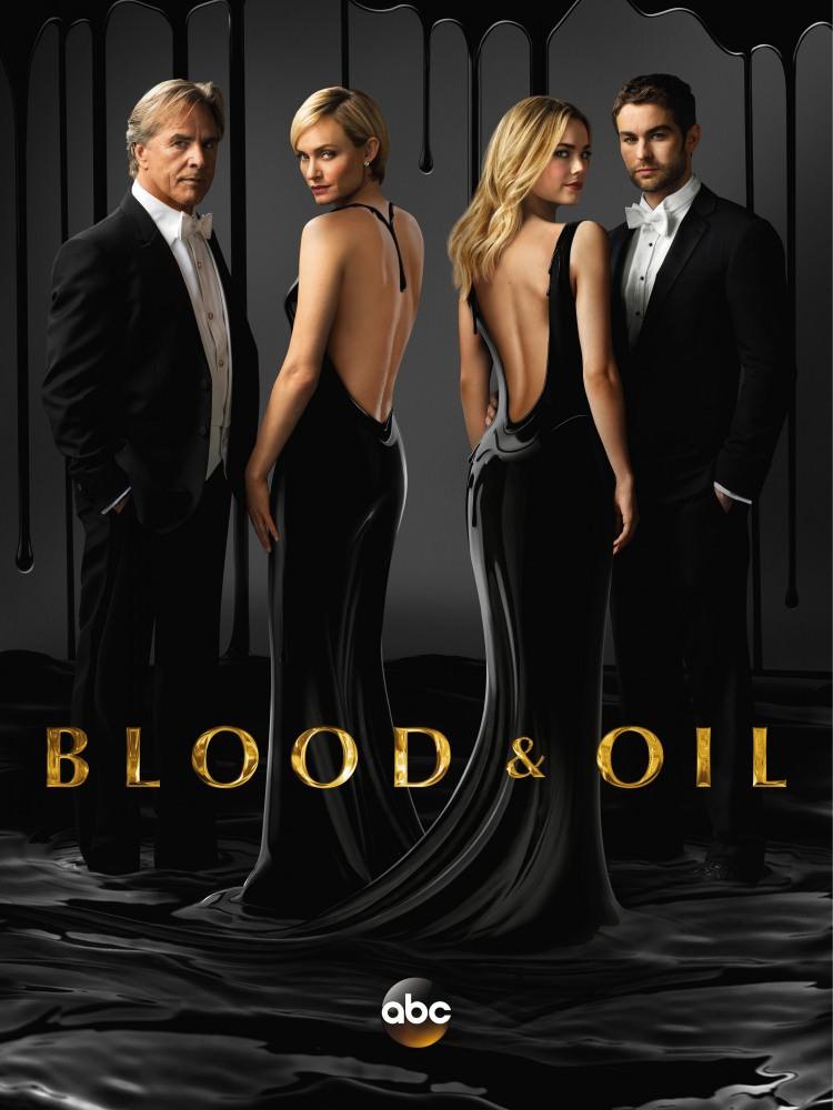 Кров і нафта 1 сезон