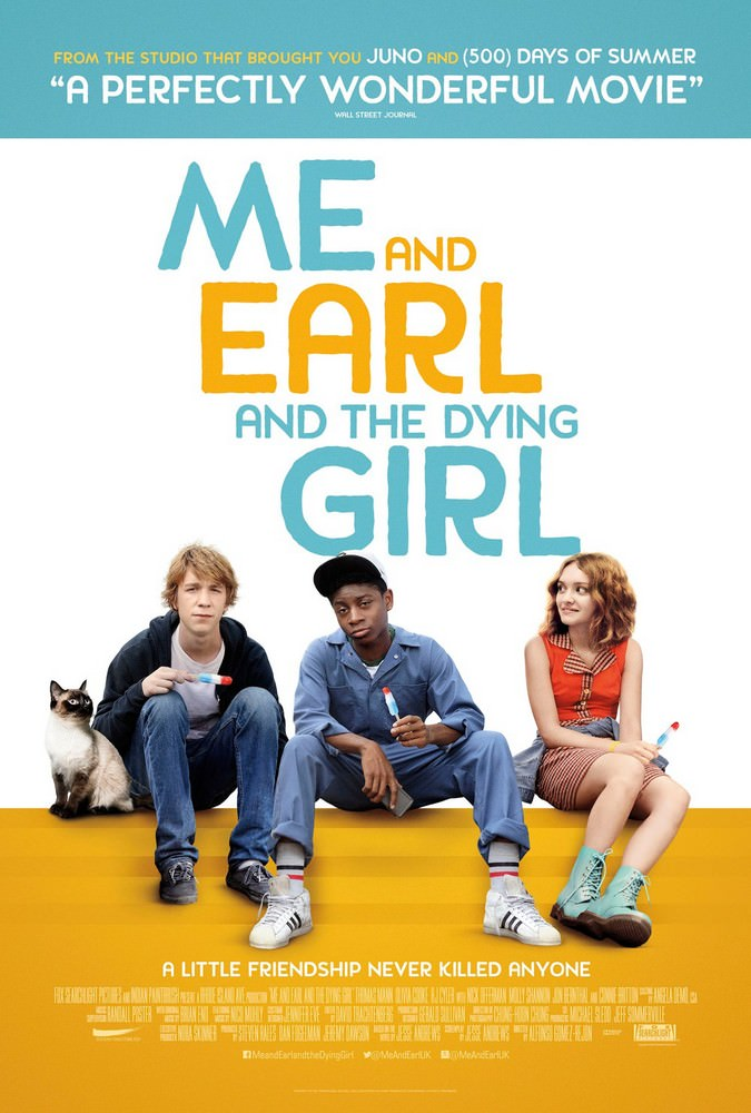 Я, Ерл і вмираюча дівчина (2015)
