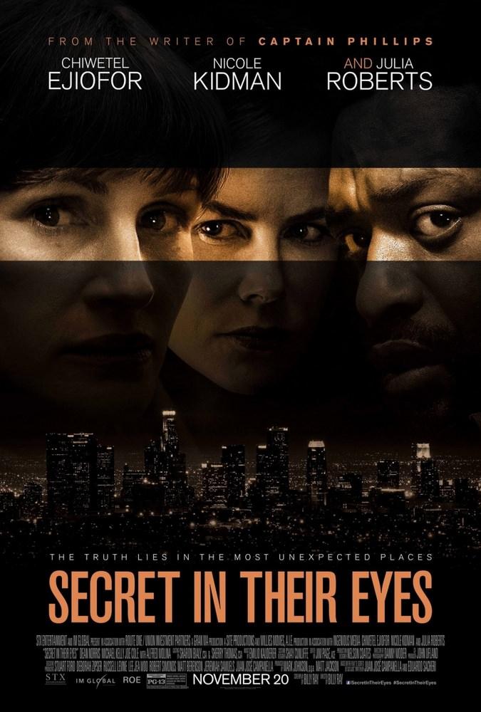 Таємниця в їхніх очах (2015)