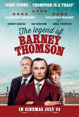 Легенда про Барні Томсона (2015)