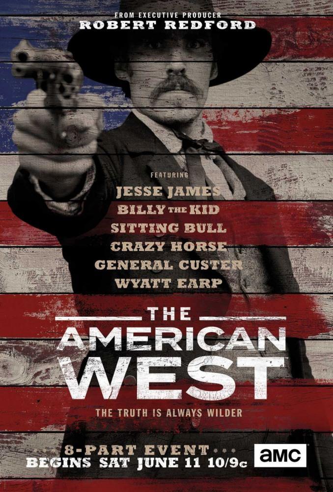 Американський захід 1 сезон